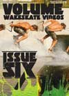 Volume Wakeskate Issue 6 DVD