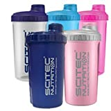 Scitec Nutrition Shaker Mix Colours, 5 x 700 ml