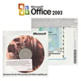 OEM MS Office Basic 2003 CD 1-Pack, inkl. Word, Excel, Outlook
