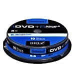 Intenso Double Layer DVD+R (8,5GB, 8 x Speed, 10er Spindel)