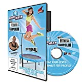 TV unser Original Trainings DVD Power Maxx Fitness Trampolin Professional, 00178