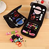 Aulley Neue Diy Nadel Tape Stooage Scissor Thimble Set Multifunktions Threads Nähkits Portable Nützliche Reise Home Tools
