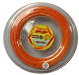 Tennissaite Hexaspin 200m orange für Topspin 1.25mm