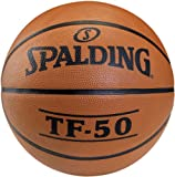 Spalding Basketball TF50 Out 65-819z, Orange, 3, 3001502010013