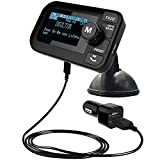 angmno DAB/DAB+ radio car kit with BlueTooth FM transmitter Car Charing function TF card MP3 PLAYER 2.3' LCD Screen +Handsfree Call AUX OUT+3M high sensitive DAB antenna ,High Quality Digital sound