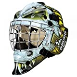 Bauer Goaliemaske NME 3 Motive - Senior, Farbe:Fury