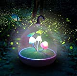 Ultra Magic Garden Portable nachtlicht dimmbar Lampe Mushroom LED Sensor Touch Night Lights Low Stromverbrauch LED Nacht Licht für Kids Night Light Baby Kinder