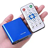 Mini-Multimedia-Player Gateway Video Full HD, 1080P, HDMI TV, USB, SDHC-Karte