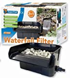 Superfish Wasserfall-Filter, 2in1-Teichfilter für den Gartenteich