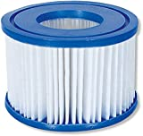 Bestway Filter Cartridge VI für Miami, Vegas, Monaco Lay-Z-Spa 58323 – (kompatibel mit Old 58239)