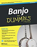Banjo For Dummies, 2E
