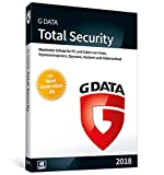 G Data Software Total Security (2018) für 3 Windows-PC