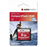 AgfaPhoto 233x High Speed MLC Compact Flash (CF) 8 GB Speicherkarte