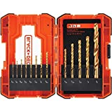 Black + Decker bda13tindd 13piece Titan Bohrer Set