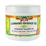Palacio Massage Gel 5 % Cannabis Oil, 600 ml