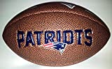 Wilson Football NFL Patriots Logo, Braun, Mini, WL0206234220