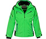 Bergson Herren Skijacke DISTRICT, classic green [210], 110 - Herren