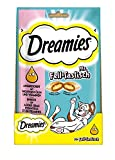 Dreamies Katzensnacks Mr. Fell-Tastisch, 6 Packungen (6 x 55 g)