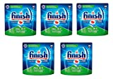 Finish Calgonit All in 1 Sparpack Regular Powerballs Spülmaschinentabs mit Super Power 150 Stück (5 x 30 Tabs)