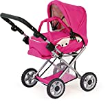 Bayer Design 13929 - Kombi - Puppenwagen Hot Pink