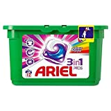 Ariel Bio 3in1 Washing Capsules Colour 12 per pack