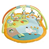 Fehn 071559 3-D-Activity-Decke Sleeping Forest