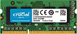 Crucial 8GB DDR3L 1600 MT/s  (PC3L-12800) SODIMM 204-Pin -CT102464BF160B