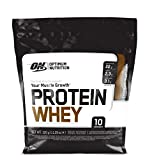 Optimum Nutrition Protein Whey Chocolate Milkshake, 1er Pack (1 x 320 g)
