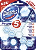 Domestos WC-Stein Power 5 mit Chlor, 3er Pack (3x 55 g)