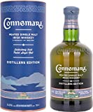 Connemara Distillers Edition - Peated Single Malt Irish Whisky (1 x 0.7 l)
