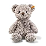 Steiff 113437 Soft Cuddly Friends Honey Teddybär Plüsch grau 38 CM