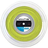 Mantis Synthetik Plus Tennissaiten, 200 m Spule