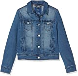 TOM TAILOR Kids Mädchen Jacke Denim Jacket Blau (Light Stone Blue Denim 1097), 140