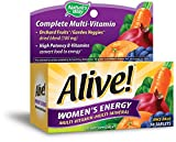 Nature's Way, Alive!, Frauen-Energie, Multivitamin · Multimineral, 50 Tabletten