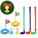 TOYMYTOY Kinderspielzeug Golf Set