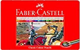 Faber-Castell 115846 - Buntstifte Classic Colour, 36er Metalletui