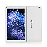 Yuntab D102 10.1 zoll Touch-Tablet Android 6.0 A33 Quad-core CortexTM-A7 8Go Support WiFi Jeux, Google Play Store, Youtube, games (Weiß)