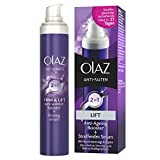 Olaz Anti-Falten Lift 2in1 Tagescreme und Serum Pumpe, 1er Pack (1 x 30 ml)