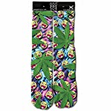 Odd Sox Men's Trippy Socks Multi-Color