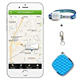 Mini GPS Verfolger Podofo GSM/GPRS Echtzeit-Locator mit kostenloser Google Map Wasserdicht Smart Anti-Lost Tracking-Gerät für Kinder Elder Pets Vehicle Support Android & IOS APP und PC