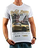 VW GOLF7 GTI Rocket Bunny LWSCTY T-Shirt (L)