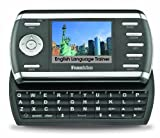 Franklin MG-6804D English Language Trainer, mobiler Sprachentrainer, Sprachausgabe, inklusive OALDic, Farb-Display, TV-Out, MP3-Player