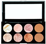 Makeup Revolution Palette Ultra Blush Palette Golden Sugar