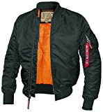 MA-1 VF 59 Fliegerjacke dark petrol - XL