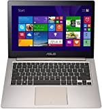 Asus Zenbook UX303LA-R4342H 33,8 cm (13,3 Zoll FHD) Ultrabook (Intel Core i7-5500U 2,4GHz, 8GB RAM, 256GB SSD, Intel HD Grafik, Win 8, entspiegeltes Display) bronze