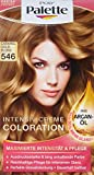 Schwarzkopf Poly Palette Coloration Stufe 3, 546 Caramel Goldblond, 115 ml