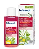 Tetesept Muskel Entspannung Bad 125 ml, 2er Pack (2 x 125 ml)