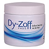 KING RESEARCH DY-ZOFF Pads, 80 Leinen-Pads