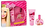 Air Val Barbie Geschenk-Set, 1er Pack (Body Lotion 60 ml, Eau de Toilette Spray 30 ml)