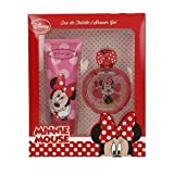 Disney Minnie Mouse Duo Set - Eau de Toilette 50 ml, Duschgel 100 ml, 1er Pack (1 x 0.345 kg)